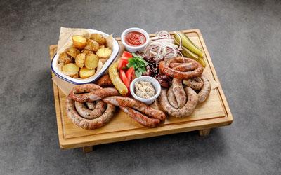 Килограмм колбас